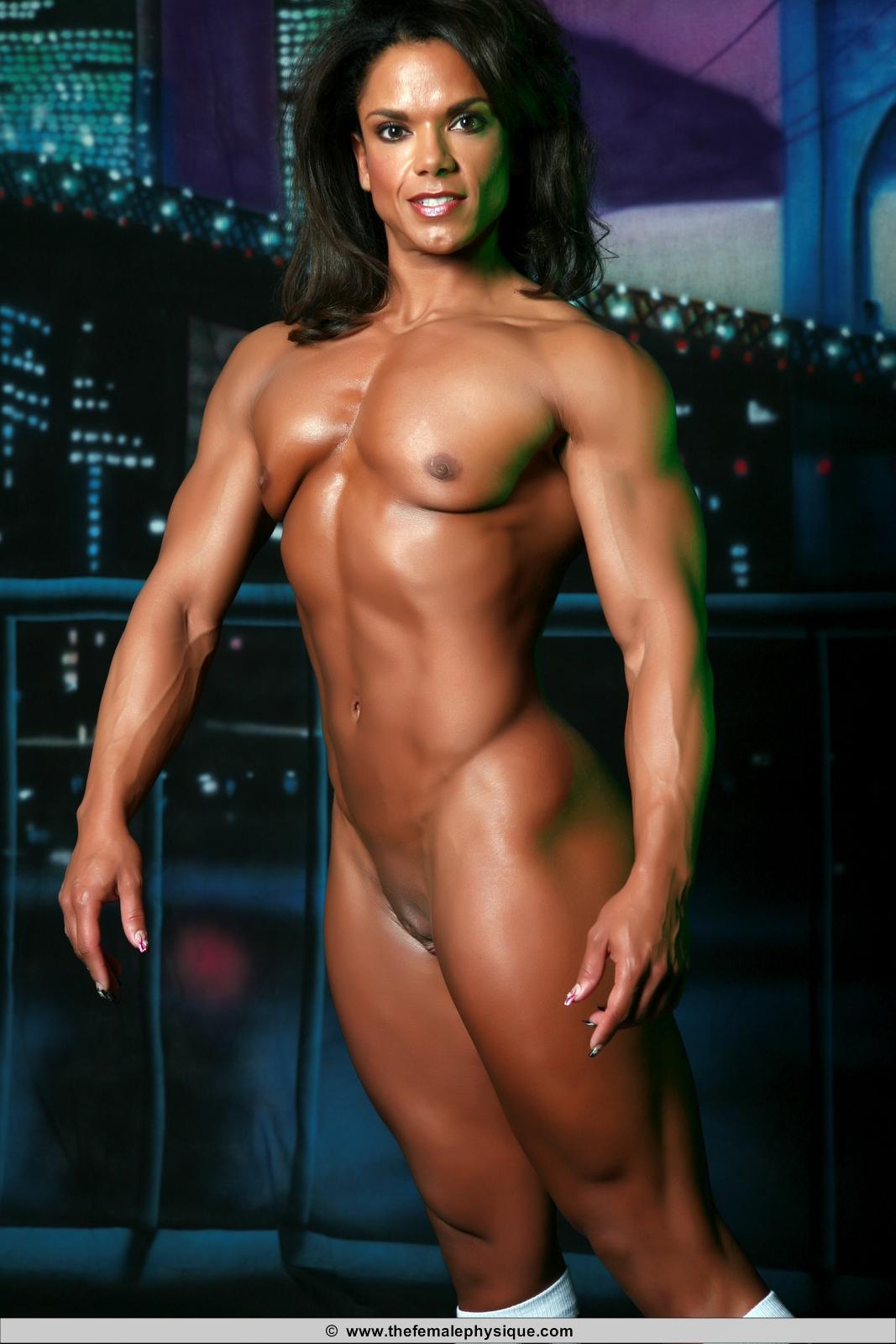 Fitness Model Female Nude