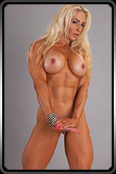 nude model yates Shari fitness