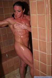 Opinion obvious. Female bodybuilder sarah dunlap nude